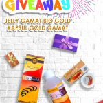 Promo Giveaway Gamat Gold
