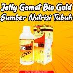 Sumber Nutrisi Tubuh Jelly Gamat Bio Gold