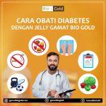Cara Obati Diabetes Secara Ampuh Dengan Jelly Gamat Bio Gold