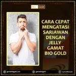 Cara Cepat Mengatasi Sariawan Dengan Jelly Gamat Bio Gold