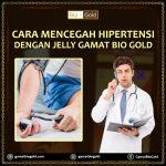 Cara Mengatasi Hipertensi Dengan Jelly Gamat Bio Gold