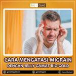 Cara Mengatasi Migrain Dengan Jelly Gamat Bio Gold