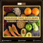 Makanan Sumber Kalsium Yang Baik Dikonsumsi Untuk Kesehatan